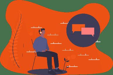 Online Vorstellungsgespräch Audio Einstellungen